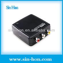 Mini Converter Box HDMI to AV HDMI to RCA