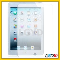 High quality Clear LCD Screen Protector for iPad mini / mini 2 Retina (Taiwan Materials)