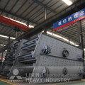 Tela de vibração da máquina para os agregados de pedra, areia e cascalho, minério de, minério de ferro, carvão, etc.