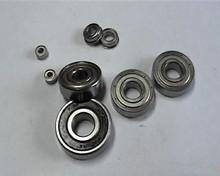 High performance 17*35*10mm Deep groove ball bearing 604