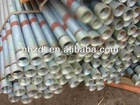 DN80 hot dip galvanized seamless steel pipe