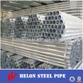 tianjin tubería de hierro galvanizado precio