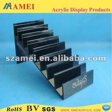 Bespoke Slap-up Acrylic Wallet Display Rack for Store/Market