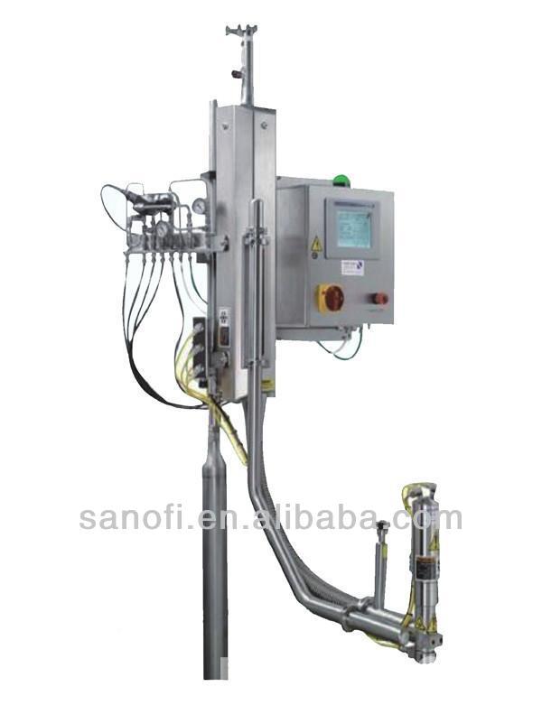 liquid nitrogen machine