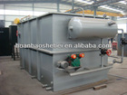 suspended solids remove - air floatation plant