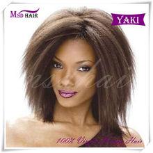 wholesale cheap brazilian sliky yaki hair