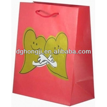 tin tie paper bags for food