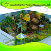 Indoor Attractive Soft Play Gym 11-12F