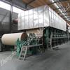 1092mm cotton stalk cellulose,high-strength corrugated paper making machine