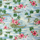 Flower Patterns 100% Cotton Digital Printing Fabrics