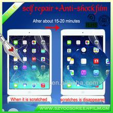 Self Repair Film Anti-shock Screen Protective Film For Ipad Air 5