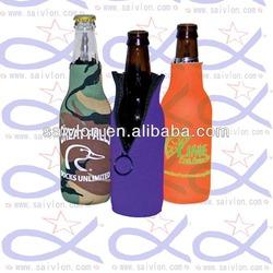 3mm fashionable neoprene beer bottle cover /sleeve/ cooler holder
