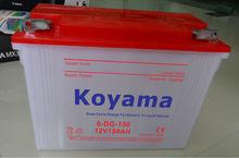 tubular plate battery 12v90ah