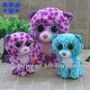 hot best quality stuffed plush big eyed animal toys