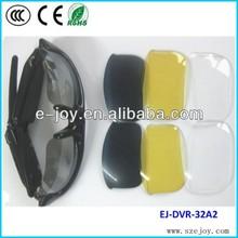 Hidden Sunglass Camera, Glasses Camera EJ-DVR-32A2