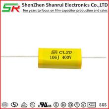 film capacitor 10uf 400v
