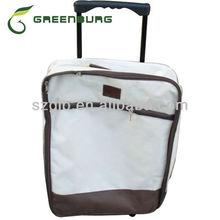 20inch Promotional EVA New Foldable Wheeled Trolley Luggage