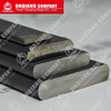 EN 10089 Flat Steel Bar Manufacaturer , Double Eye Leaf Springs