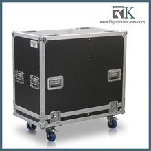 2013 RK-Aluminum Soundcraft Audio Speaker Flight Case For Stage Show