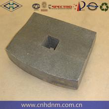 kawasaki loader partconcretes mixer parts batching plant mixer liner plate Weifang Bet 500 mixed leaves