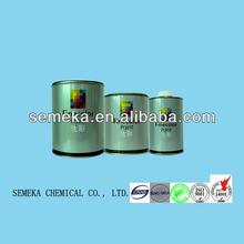 glass paint hardener for automotive paints
