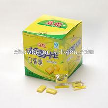 Yineng lemon fruit chewy candy