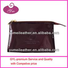 2013 hot sale new designer small makeup bag luxury leather handbags ladies