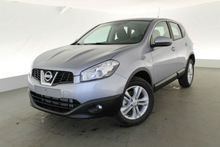 NISSAN Qashqai acenta dci 130 2WD ISS start/stop
