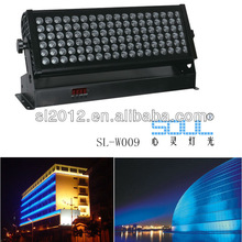Hot sale waterproof led wall washer, 108pcs 3w led wall wash