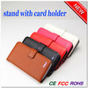 Factory price oem hot selling wallet case for iphone 5 5s