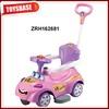 kids steering wheel ride on toys