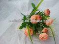 Navidad a-210 coral flores artificiales para la venta