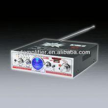 class d digital line array amplifier YT-328A/ micro SD/USB