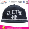 OEM/ODM flat bill hat snapback with ball /Tasi cashmere embroidery custom hat snapback