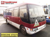 Stock#32557 USED MITSUBISHI ROSA BUSES FOR SALE Chassis:BE642G-00167 USED BUS FOR SALE