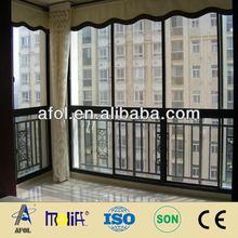 AFOL Window Aluminum Window Lower Price UPVC Windows
