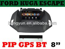 Ford kuga 2013 car dvd gps Support Garmin igo papago map