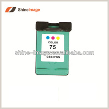 factory direct sale for ink cartridge hp 75 CB337WN