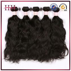 Factory price directly 100% cheap peruvian hair weaving
