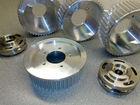 aluminium timing pulleys htd t5 mr