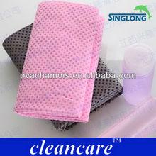 cheap golf equipment pva golf towels cheap factory wholesale high quality