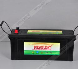 truck battery 24V Heavy Duty Truck Batteries N135MF 12V135AH used car batteries for sale