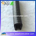 Car door U channel PVC plastic edge trim