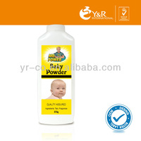 Talc Free Colored Baby Powder 375g