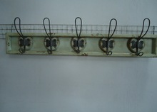 wall mounted coat rack coat hook with vintage designs