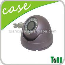 2013 Infrared new design cctv dome camera case