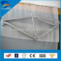 Titanium 29er bicycle frame