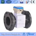 Alta qualidade resistência à corrosão tipo eletromagnético de resíduos medidor de fluxo de água