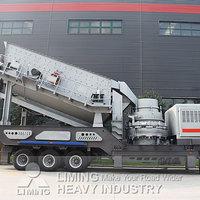 bmw mobile crushing plant