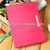 The crystal grain smart leather case for ipad air
